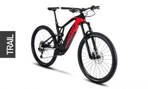 Fantic Integra XTF 1,5 CARBON 720Wh rot – Modell 2021