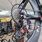 Hrinkow CARBON Zeitfahrrad / Triathlonrad