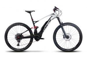 Fantic Integra XTF 1,5 RACE 630Wh silver – Modell 2021