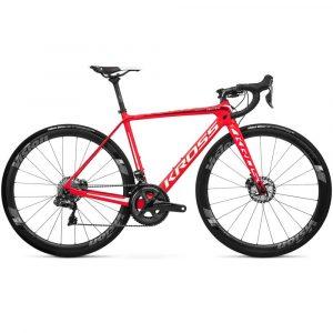 Kross Vento TE 28″ Rot-Weiss-Rot Carbon – GEBRAUCHT